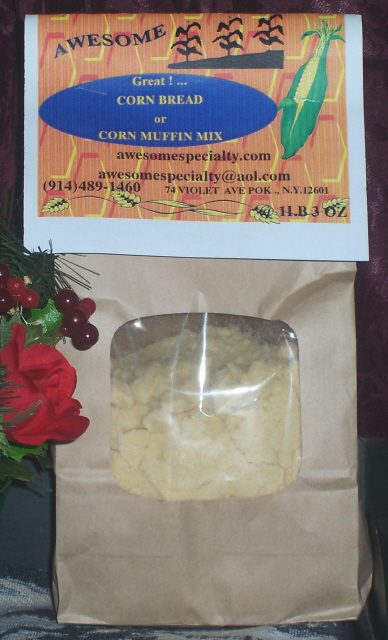 ITEM #601 AWESOME CORN BREAD MIX